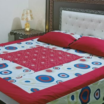 king size Embroidered bedsheets cheap price in pakistan